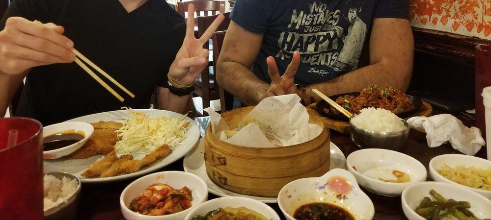 Choi's Korean Restaurant: 423 N Commercial Cir, Warner Robins, GA