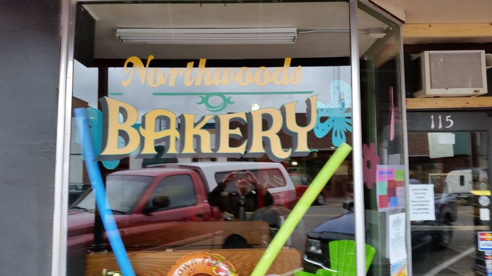 Northwoods Bakery Cafe: 115 W Oak St, Frederic, WI