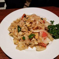 Photo Of Jasmine Thai Cuisine Greenville Sc United States Pad Kee Mao