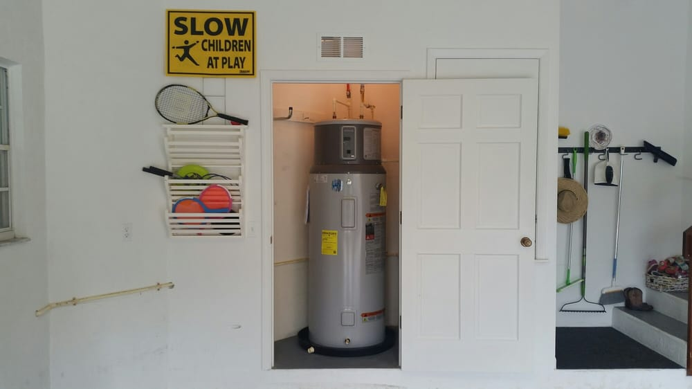 The New High Efficiency Geospring Hybrid Water Heater Yelp