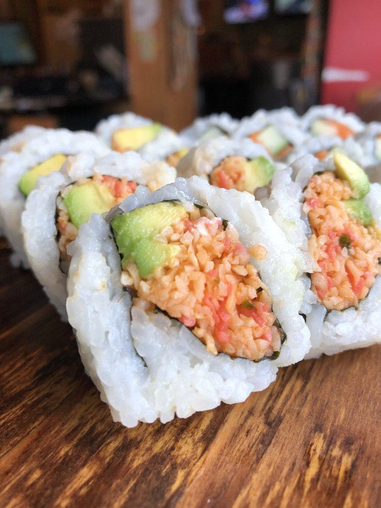 Biwako Sushi: 1355 E Michigan Ave, Saline, MI