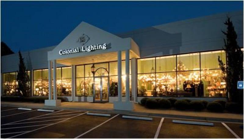 Colonial Lighting - Lighting Fixtures u0026 Equipment - 120 Peachtree Industrial Blvd Sugar Hill GA - Phone Number - Yelp & Colonial Lighting - Lighting Fixtures u0026 Equipment - 120 Peachtree ...