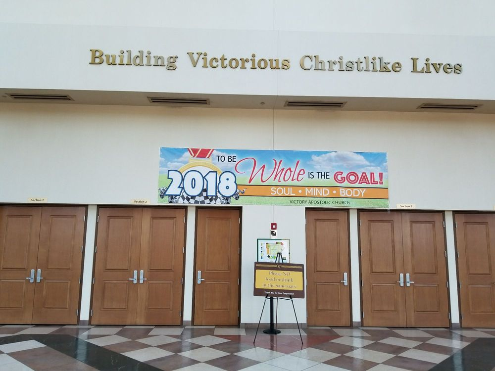 Victory Apostolic Church: 20801 Matteson Ave, Matteson, IL