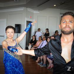 Photo Of Blueheel Dance Studio Mississauga On Canada Dancing The Rumba