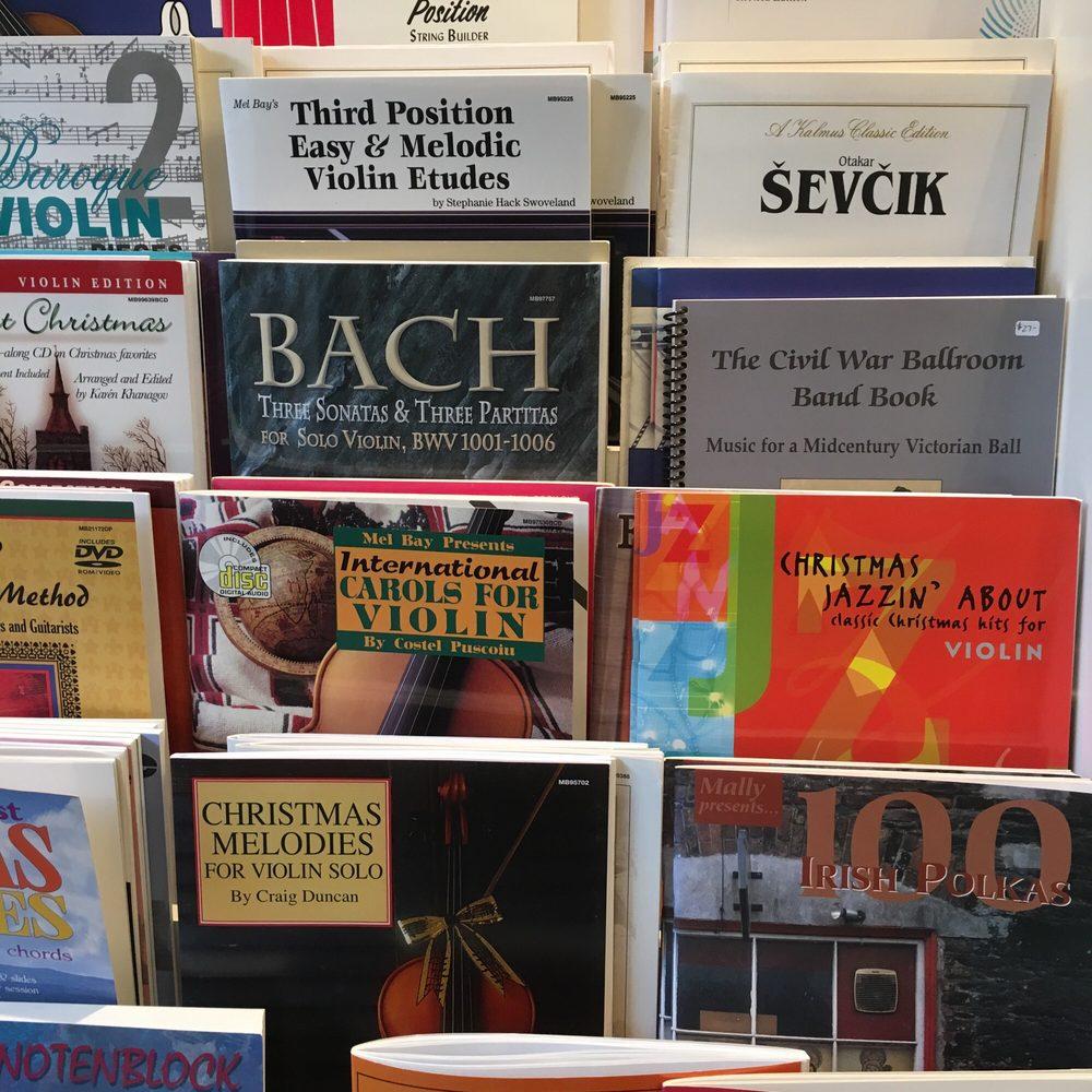 Segel Violins: 44 3rd St, Troy, NY
