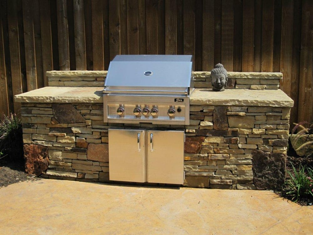 Dry Stack Oklahoma Stone Outdoor Kitchen, Plano, Tx  Yelp. How To Remove Humidity From Basement. Track Lighting Basement. Basement Sink Pump. How To Concrete Basement Floor. Basement Pull Up Bar. Cracks In Basement Floor Normal. Watchdog Basement. How To Fix Cracks In Basement Walls