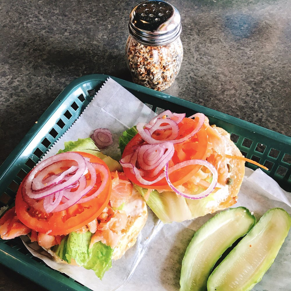 Greenfield's Bagels & Deli: 101 Verdae Blvd, Greenville, SC