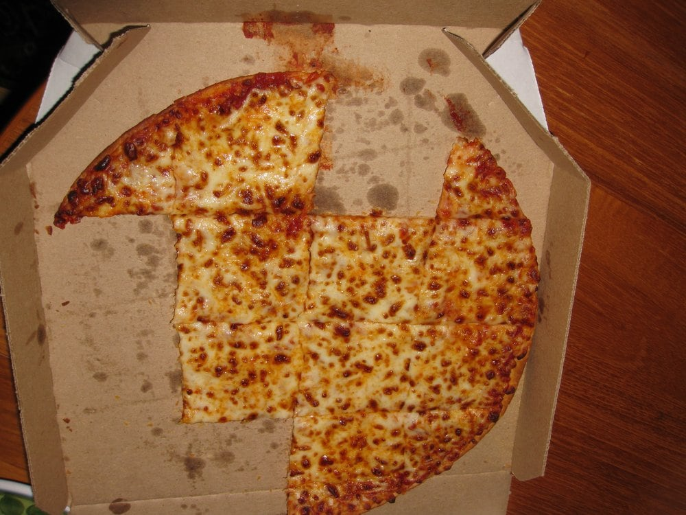 dominos pizza 12 thin crust pizza cheese