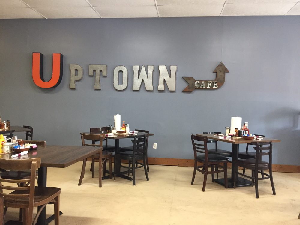 Uptown Cafe: 07 W Pearl St, North Salem, IN