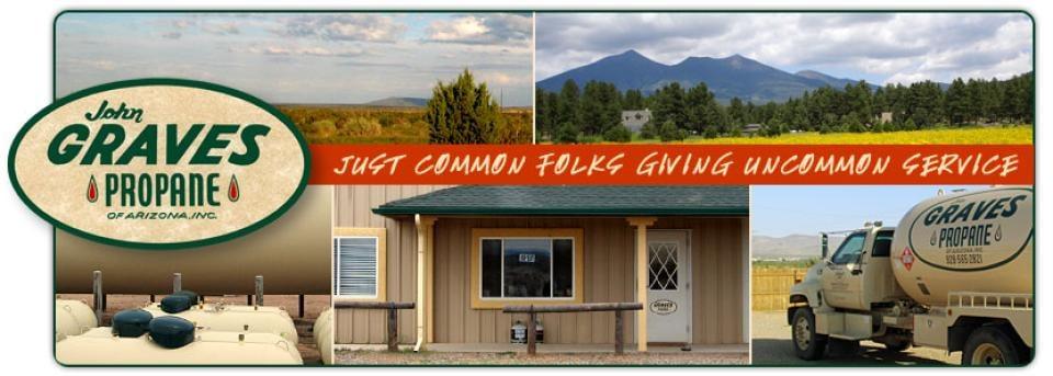 John Graves Propane: 7090 Hwy 68, Golden Valley, AZ