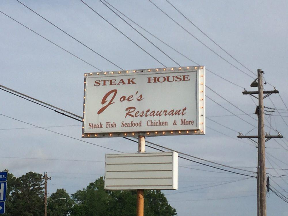 Joe's Restaurant: 1410 W Market St, Bolivar, TN