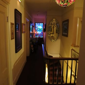 Photo Of Bayview Hotel Aptos Ca United States Upstair Hallway