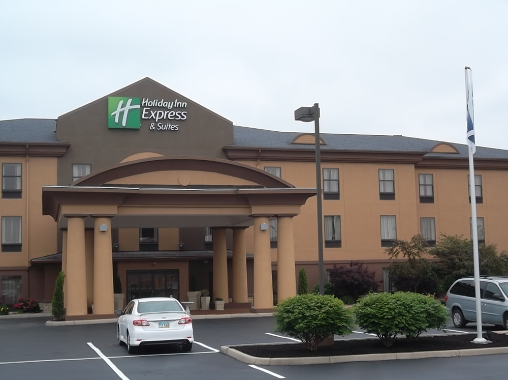 Holiday Inn Express & Suites Marysville: 411 Allenby Dr, Marysville, OH