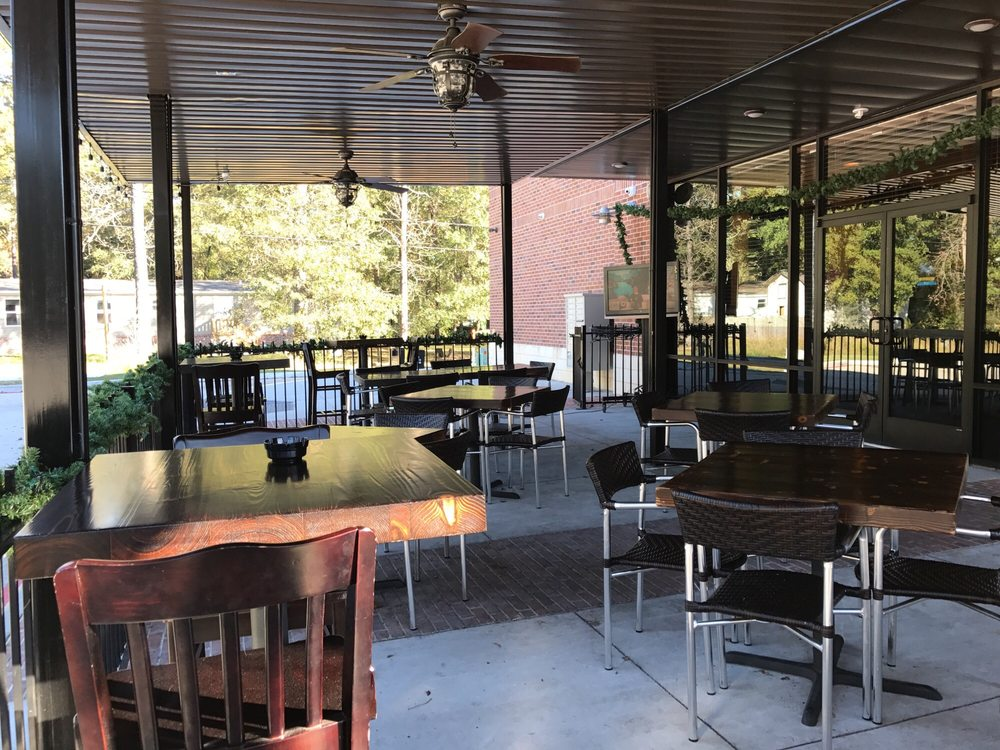 Restaurants With Patio In Tomball Tx