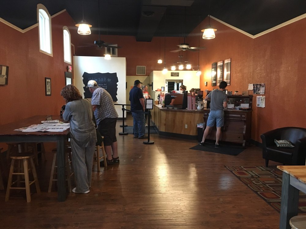 The A & B Coffee & Cake Co: 501 S Broadway, Greenville, OH