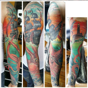 Honest to goodness tattoo and piercing 55 photos 16 for Tattoo parlors grand rapids