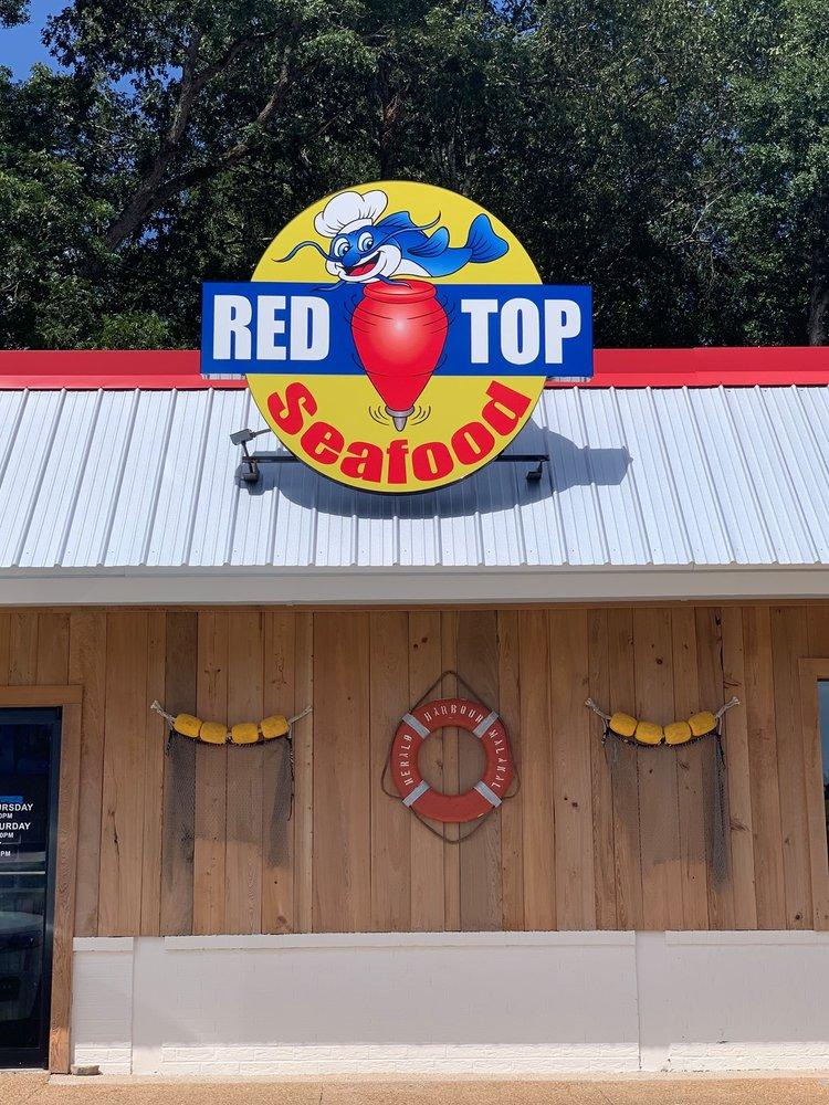 Redtop Seafood: 55 Sgt Prentiss Dr, Natchez, MS
