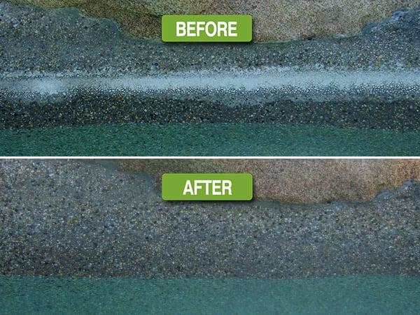 Photo Of Bullfrog Pool Tile Cleaning Peoria Az United States Pebble Tec