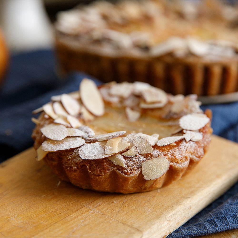 small apple frangipane tart - yelp