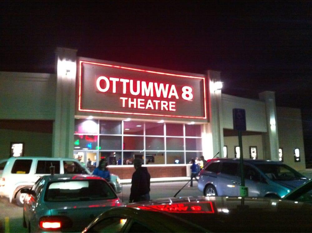 Ottumwa 8 Theatres: 1215 Theatre Dr, Ottumwa, IA