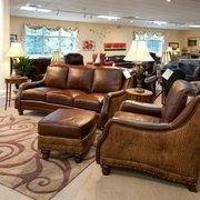 Leather Furniture Photo Of Currier S Hampton Falls Nh United States