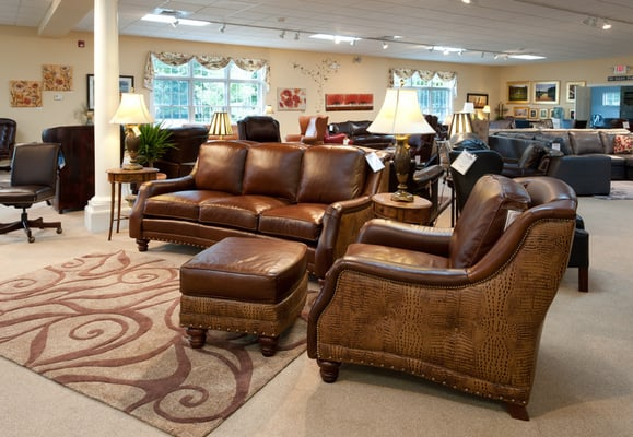 Currieru0027s Leather Furniture 75 Lafayette Rd Hampton Falls, NH Furniture  Stores   MapQuest
