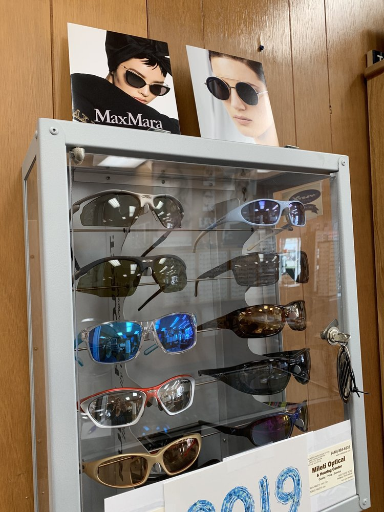 Mileti Optical & Hearing Center: 5957 State Rd, Cleveland, OH