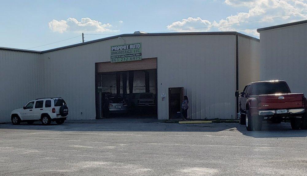 Pinpoint Auto Diagnostics: 30002 US 27, Lake Hamilton, FL