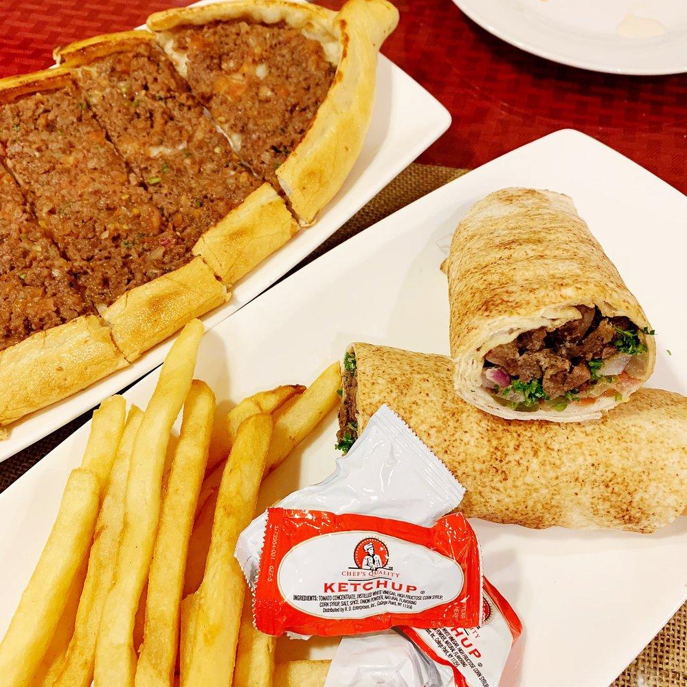Granada Mediterranean Halal Restaurant: 368 Elden St, Herndon, VA