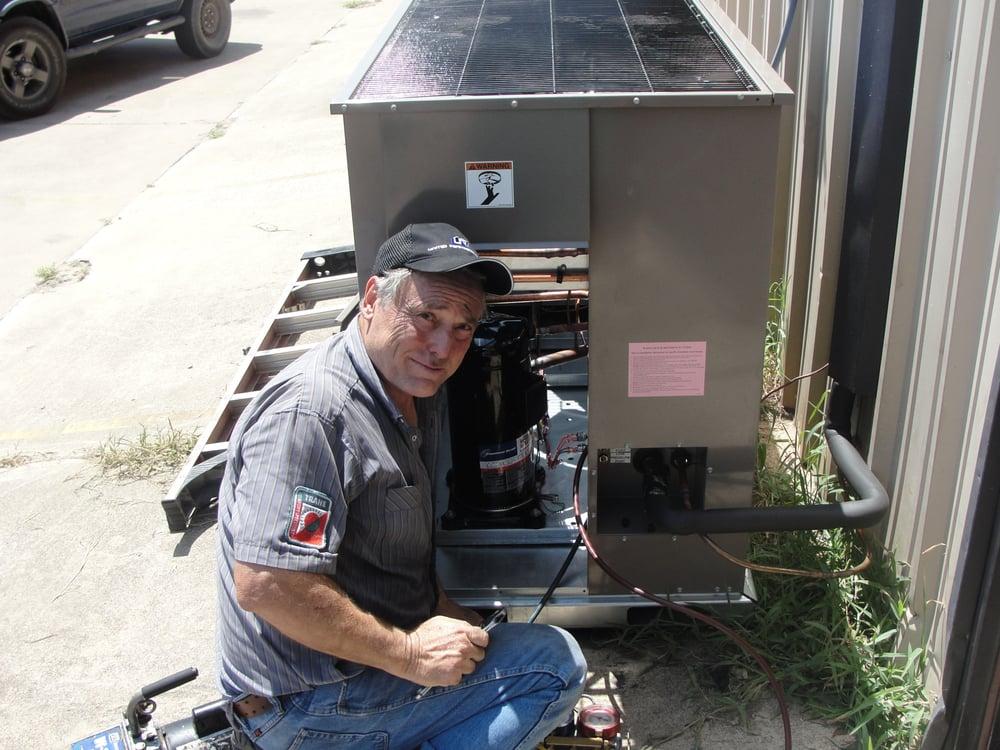 Rep-Air Cooling & Heating: 1506 S Reno Rd, Springtown, TX
