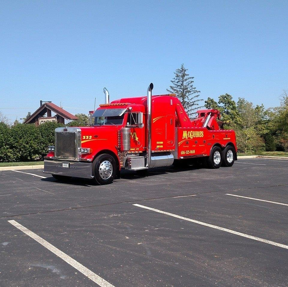 McGuire's Towing & Recovery: 101 28th St, Ashland, KY