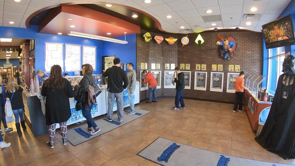 Superhero Creamery: 500 Winchester Ave, Ashland, KY