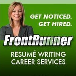 frontrunner professional resume services employment agencies