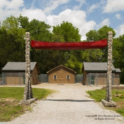 Photo Of Bluegrass Pet Resort   Louisville, KY, United States. Cosy Canine  Cabins ...