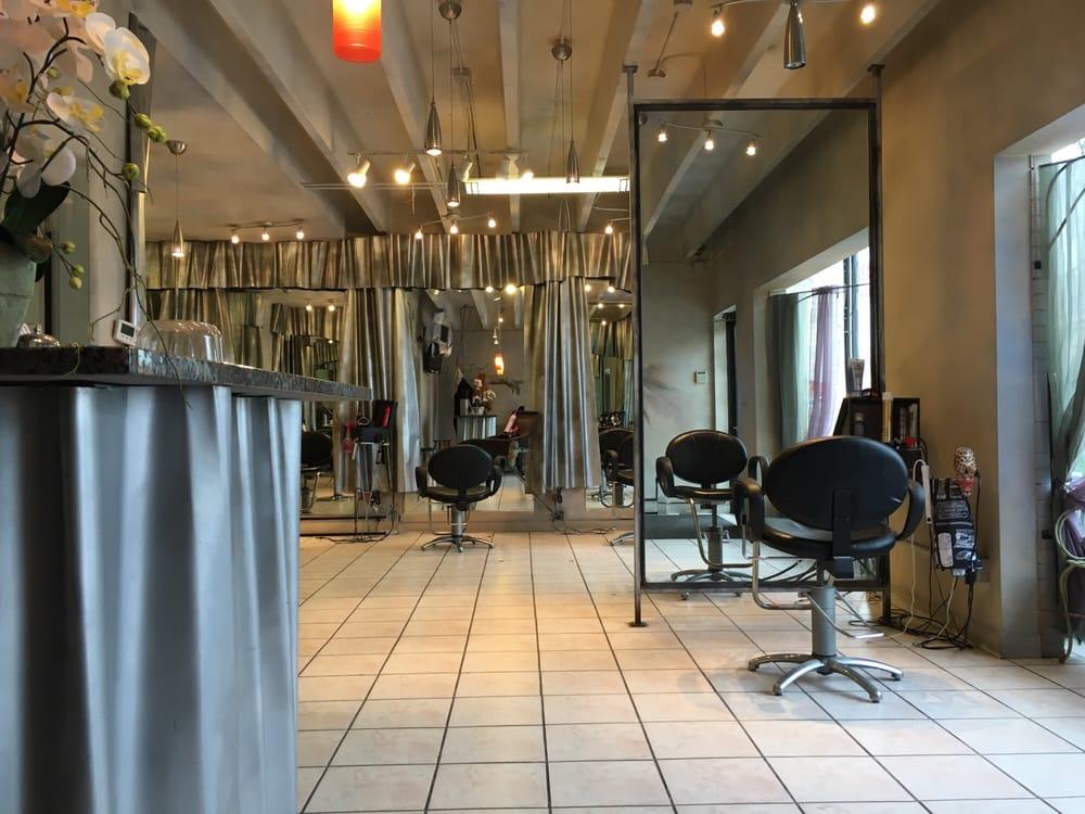 Mira s beauty salon hair stylists 5309 w belmont ave for A j salon chicago
