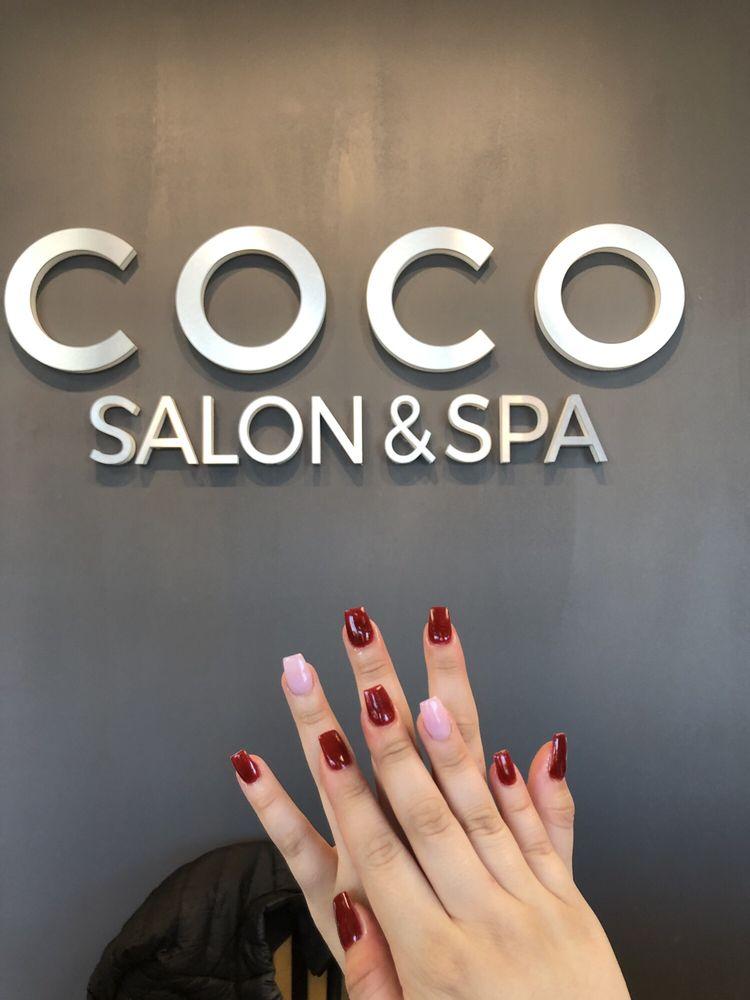 COCO Salon & Spa: 307 N Mall Dr, Appleton, WI