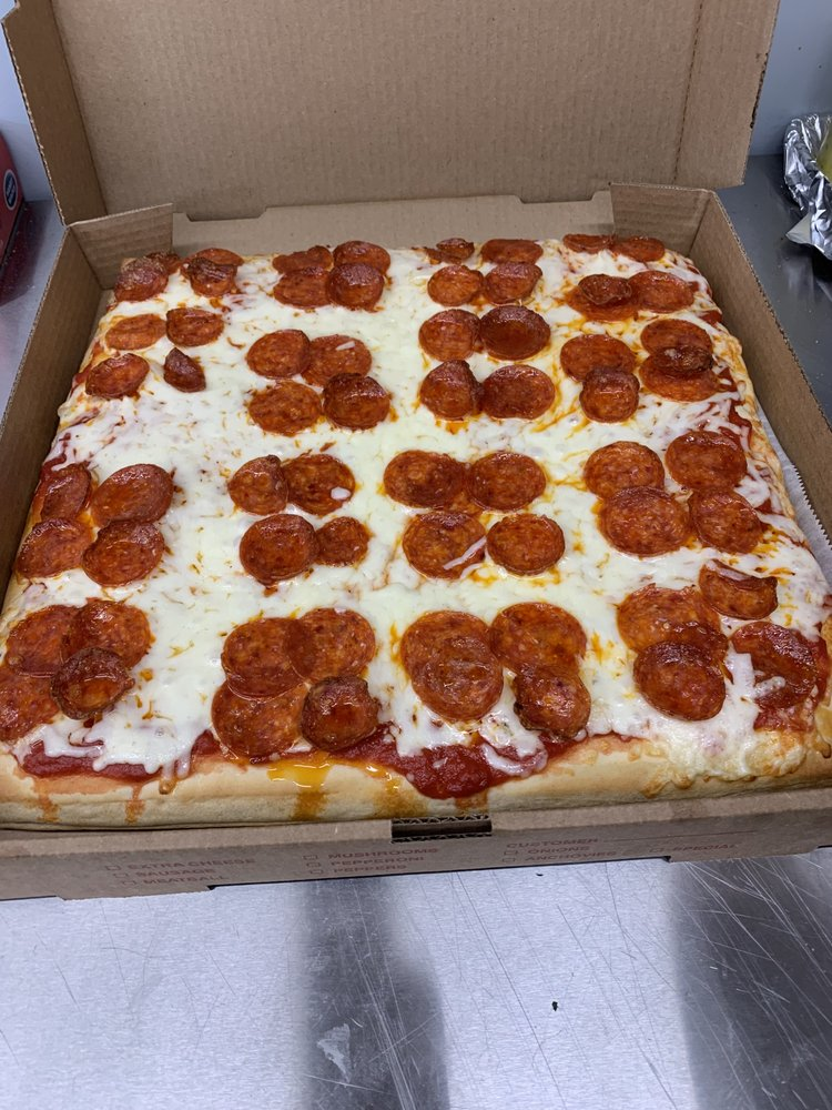 Bellas Pizzeria And Catering: 1246 Route 30, Clinton, PA