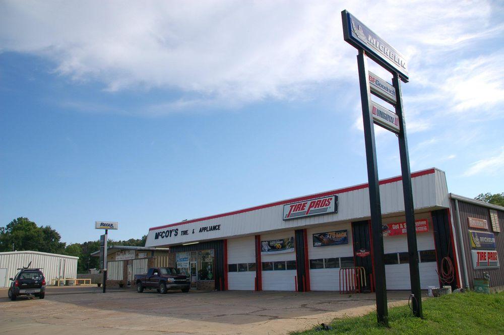 McCoy's Tire & Appliance Tire Pros: 2243 S Commerce St, Grenada, MS