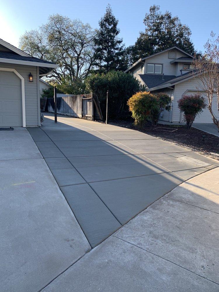 A&H Concrete Services Inc: Wilton, CA