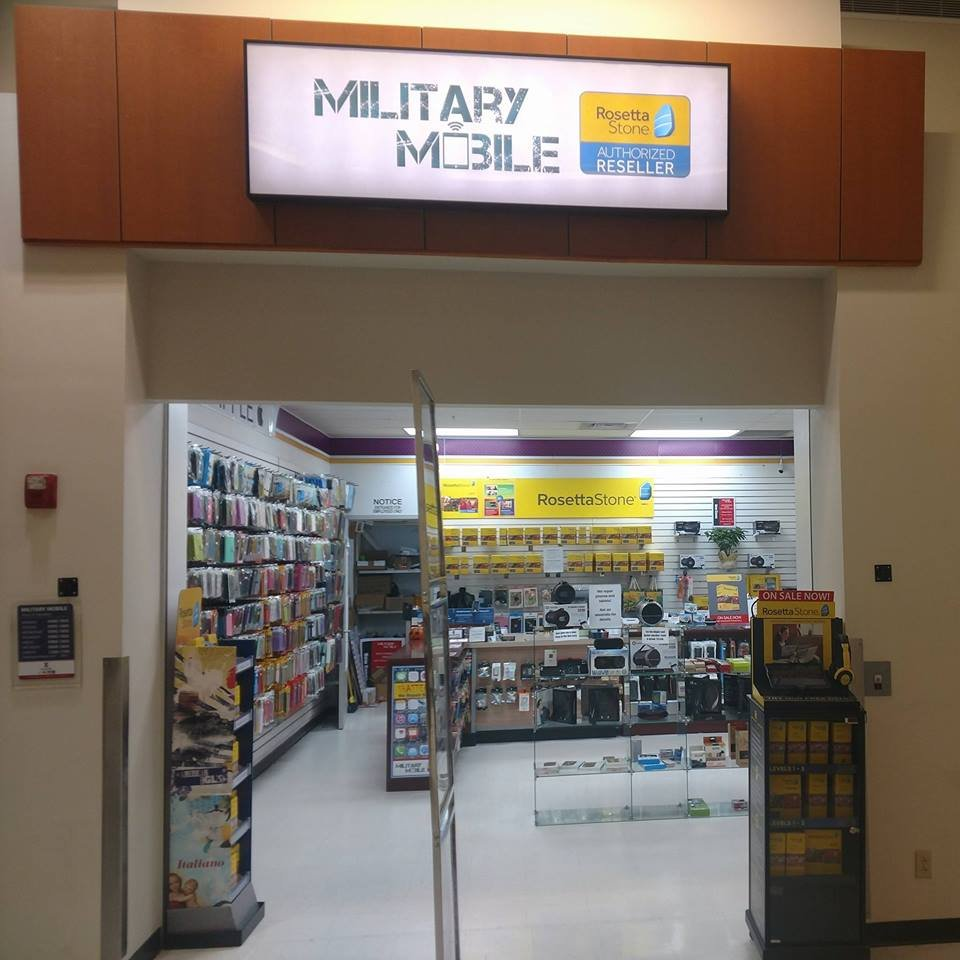 Military Mobile: 2840 Bastogne Ave, Fort Campbell, KY
