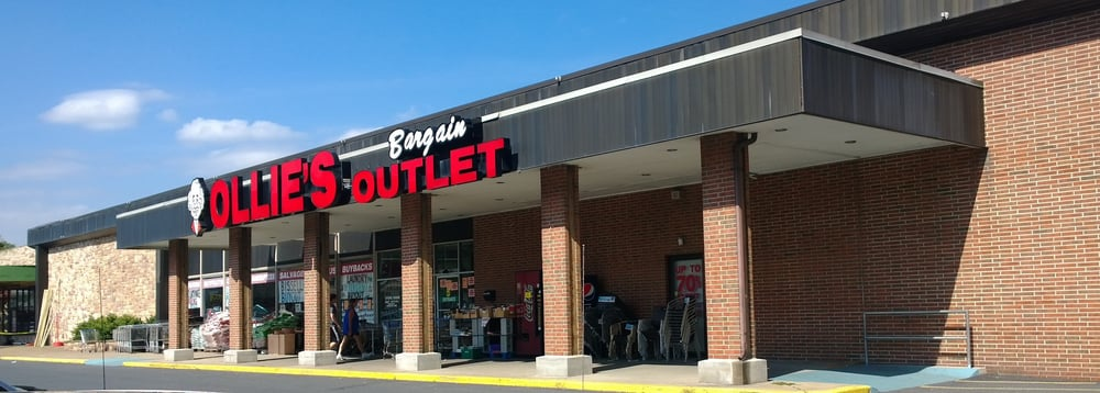 Ollie's Bargain Outlet: 211 N Logan Blvd, Burnham, PA