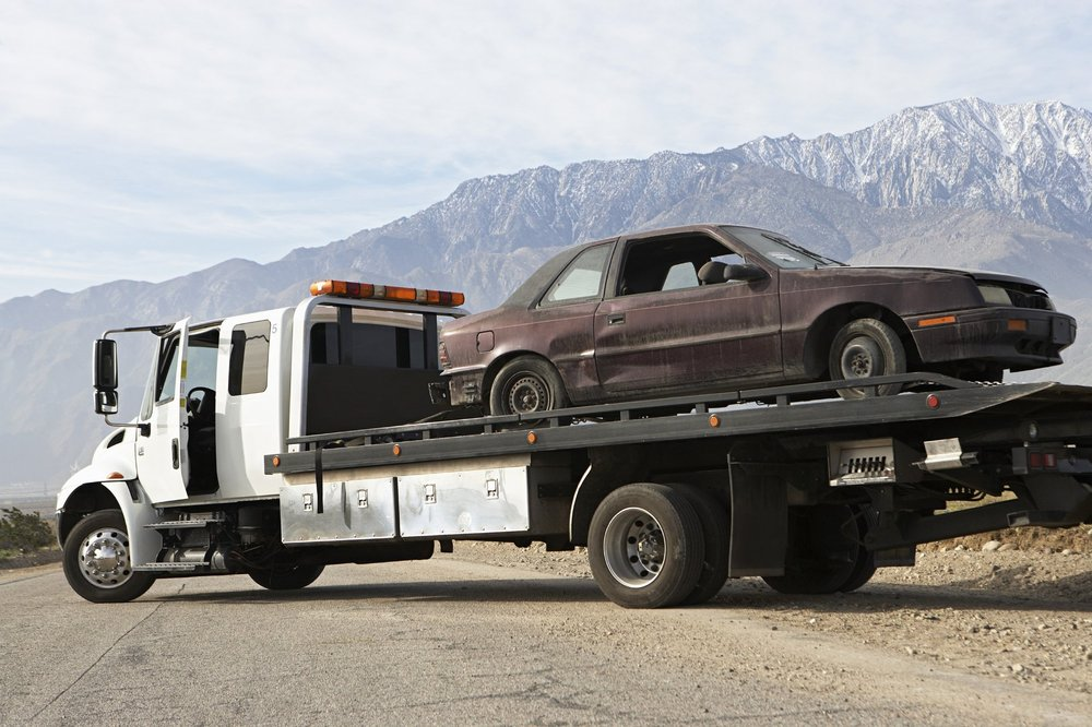 Towing business in Cloverleaf, TX