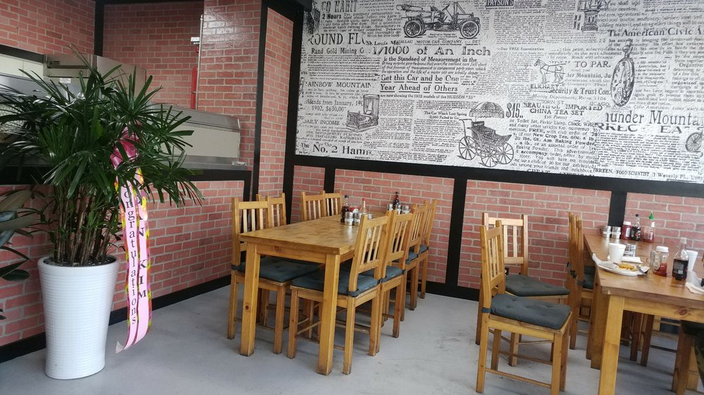 Renovated Dining Area Yelp
