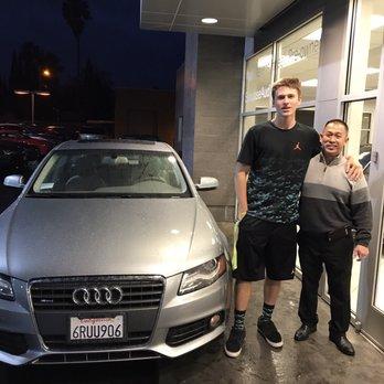 Audi Stevens Creek Car Dealers West San Jose San