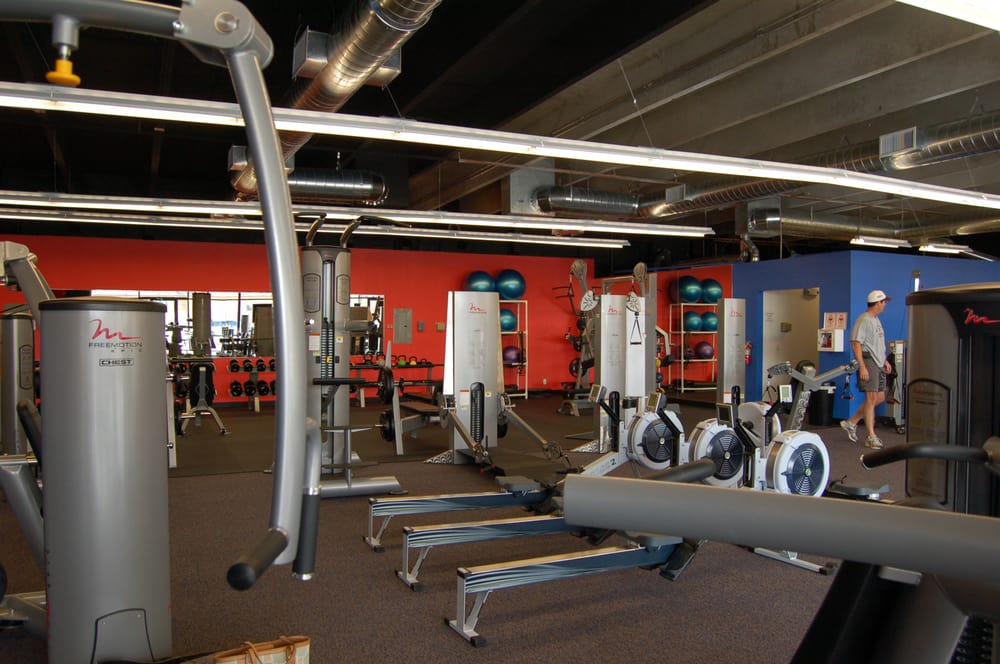 The Open Gym