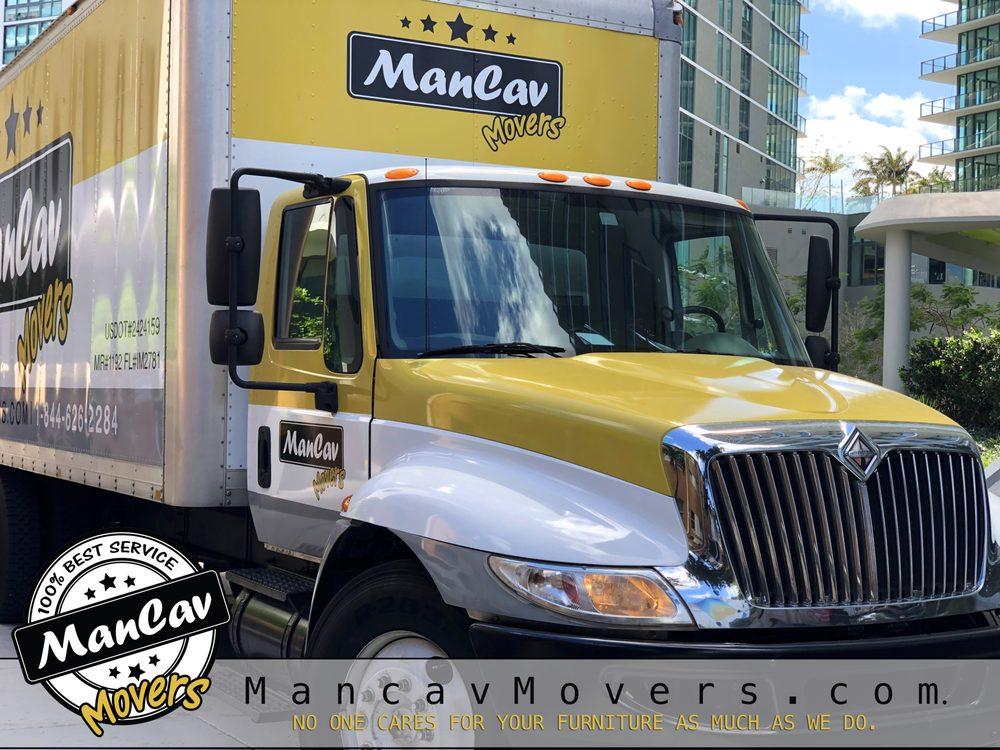 Mancav Movers