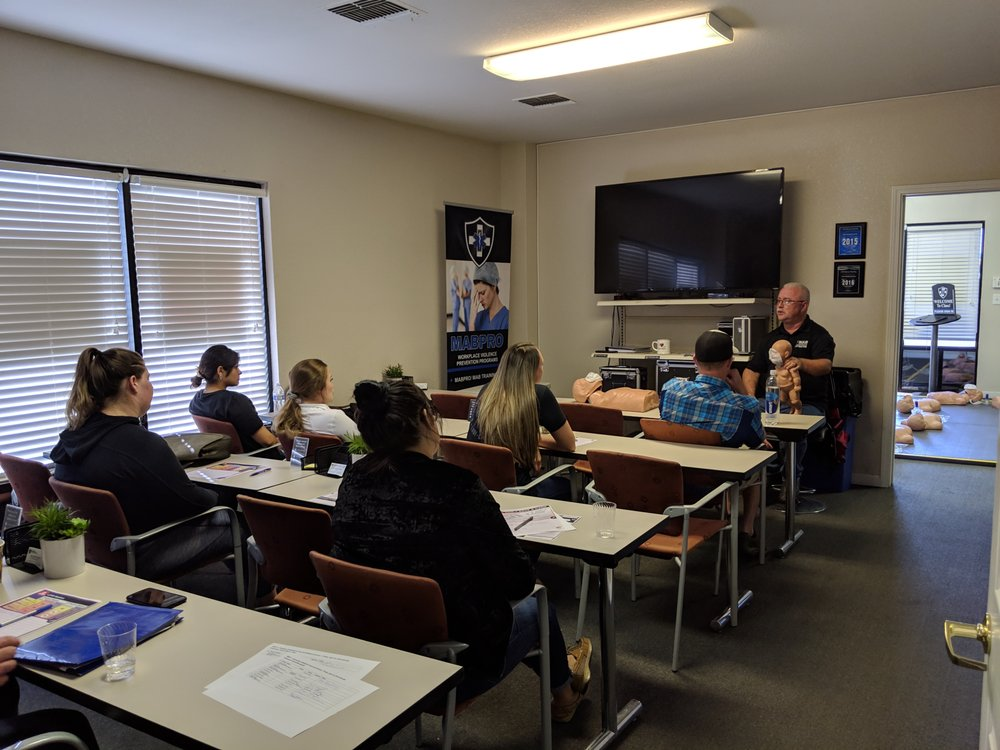 Mabpro Training: 2405 S Stockton St, Lodi, CA