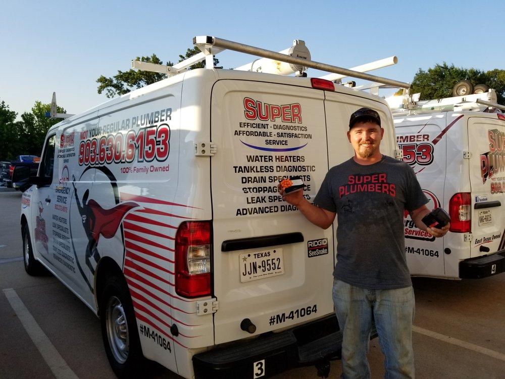 Super Plumbers: 4588 Old Troup Hwy, Tyler, TX