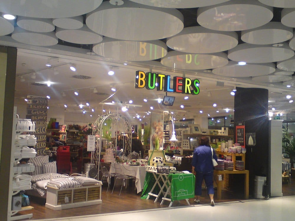 Butlers Wohnaccessoires Karlsplatz 9 Altstadt