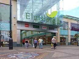 Elmsleigh Shopping Centre